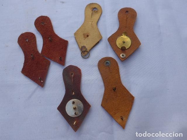 Militaria: * Antiguo lote de 6 rombos y pepitos, variedad. ZX - Foto 5 - 182809581