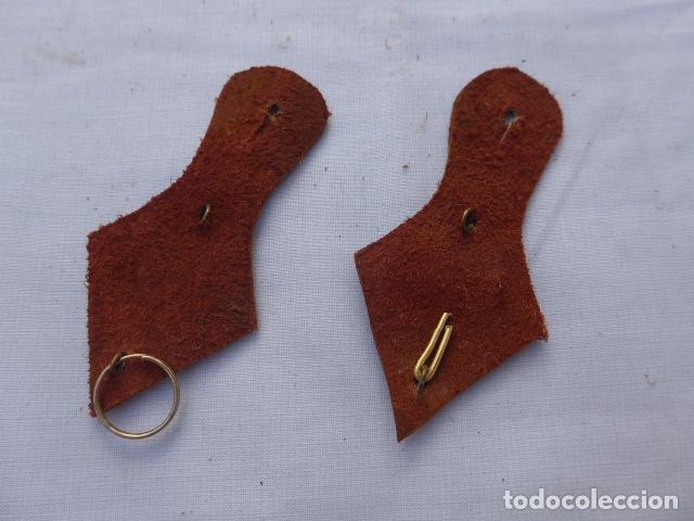 Militaria: * Antiguo lote de 2 rombos y pepitos, a identificar. ZX - Foto 3 - 182809885