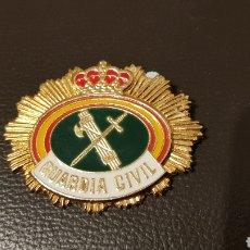 Militaria: INSIGNIA EMBLEMA ESCUDO GUARDIA CIVIL. Lote 183261872