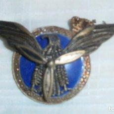 Militaria: ROKISKI PILOTO CIVIL AÑO 1965 ESMALTADO AZUL. Lote 183439737