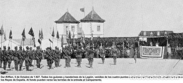 Militaria: Pepito VIIIª Bandera Cristóbal Colón Tercio Sahariano Juan de Austria 3º de la Legión. 1975 - Foto 7 - 183541530