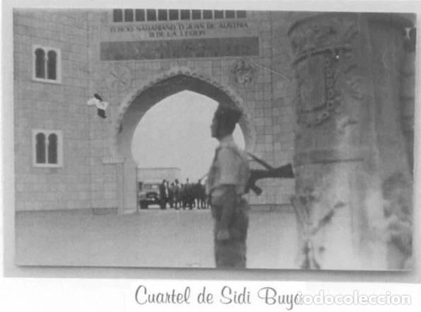 Militaria: Pepito VIIIª Bandera Cristóbal Colón Tercio Sahariano Juan de Austria 3º de la Legión. 1975 - Foto 8 - 183541530