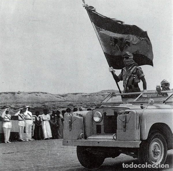 Militaria: Pepito VIIIª Bandera Cristóbal Colón Tercio Sahariano Juan de Austria 3º de la Legión. 1975 - Foto 11 - 183541530