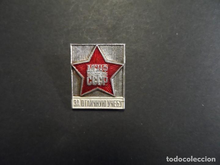 Militaria: INSIGNIA DE SOLAPA . URSS. SIGLO XX - Foto 2 - 183598772