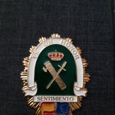 Militaria: PLACA AMIGOS DE LA GUARDIA CIVIL. Lote 183619536