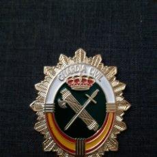 Militaria: PLACA GUARDIA CIVIL. Lote 183619881