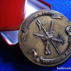 Militaria: MEDALLA CONMEMORATIVA 75º ANIVERARIO DE LA LEGIÓN (1920-1995). Lote 183636126