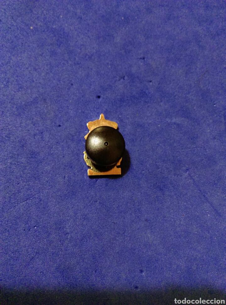 Militaria: Pin Insignia de Escuela Naval o Marina Mercante distintivo solapa I Patrón de Embarcaciones - Foto 3 - 167483628