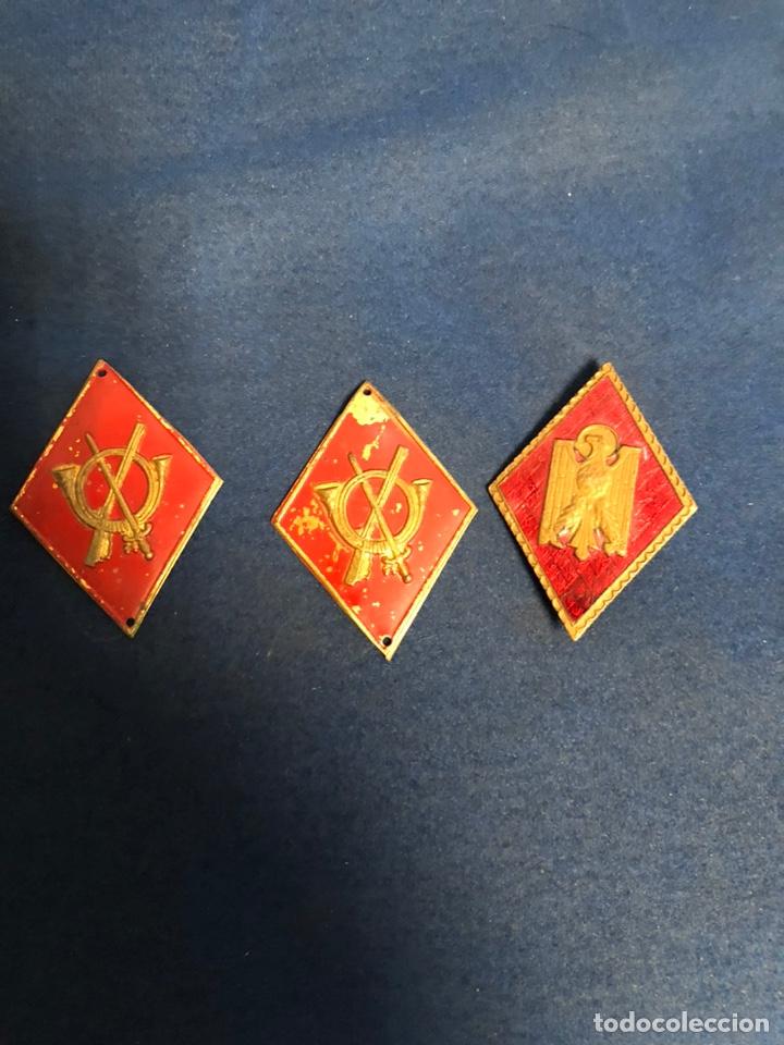 LOTE ROMBOS (Militar - Insignias Militares Españolas y Pins)