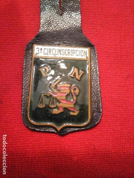 PEPITO TRANSICIÓN POLICIA NACIONAL TERCERA 3° CIRCUNSCRIPCIÓN (Militar - Insignias Militares Españolas y Pins)