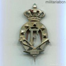 Militaria: INSIGNIA DE BRAZO DE FORJADOR DE CABALLERÍA. REGLAMENTO DE 1885.. Lote 35890985