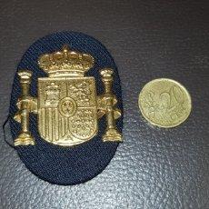Militaria: EMBLEMA DE GORRA DISTINTIVO ESCUDO POLICIA LOCAL. Lote 186091381