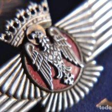 Militaria: AVIACION, ROKISKI EN PLATA.. Lote 188731977