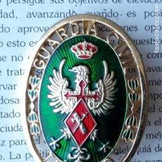 Militaria: PLACA DE LA GUARDIA CIVIL DE TRÁFICO. Lote 189563365