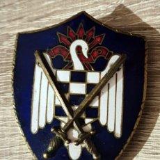 Militaria: INSIGNIA DE LAS MILICIAS UNIVERSITARIAS . Lote 189767880