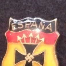 Militaria: INSIGNIA-PINS DIVISION AZUL. Lote 190239050