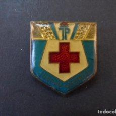 Militaria: INSIGNIA DE SOLAPA JOVEN SANITARIO. PIONERO. DDR-NVA. REPUBLICA DEMOCRATICA ALEMANA. SIGLO XX. Lote 191190206