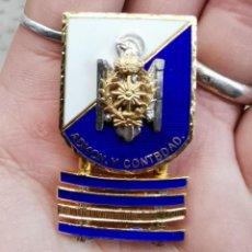 Militaria: PIN DISTINTIVO ADMINISTRACION Y CONTABILIDAD POLICIA NACIONAL. Lote 191436946