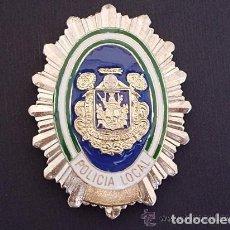 Militaria: PLACA DE PECHO POLICIA LOCAL SEVILLA. Lote 191705491