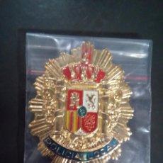 Militaria: PLACA DE POLICÍA LOCAL . Lote 192010171