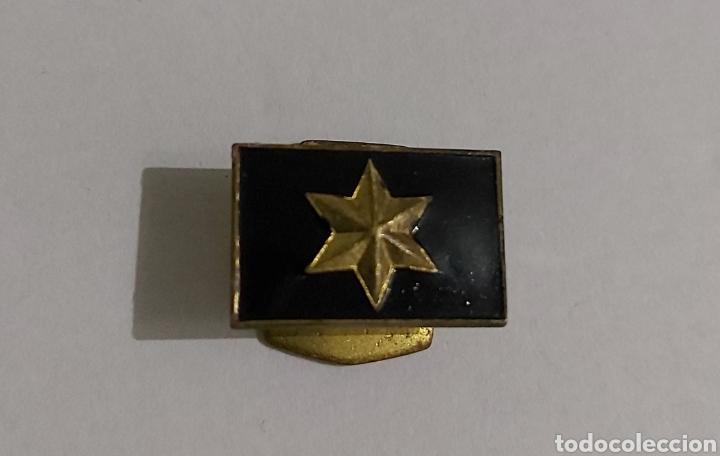 INSIGNIA PIN ALFÉREZ PROVISIONAL (Militar - Insignias Militares Españolas y Pins)