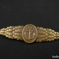 Militaria: ANTIGUA MEDALLA DE MARINA ALEMANIA DEL ESTE . Lote 192912440