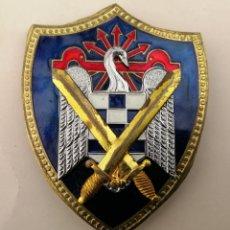 Militaria: SEU. SINDICATO ESPAÑOL UNIVERSITARIO. FALANGE. INSIGNIA.. Lote 193453943