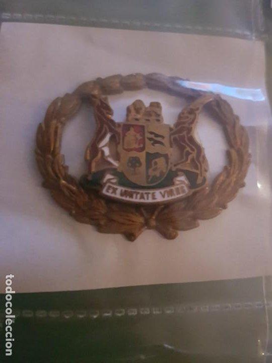 PLACA INSIGNIA POLICIA SUDAFRICA (Militar - Insignias Militares Extranjeras y Pins)