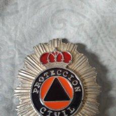 Militaria: PLACA PROTECCION CIVIL ESPAÑA. Lote 194296127