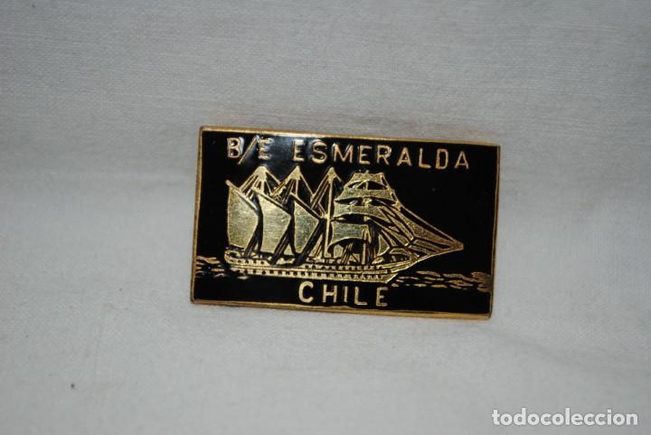 Militaria: BUQUE ESCUELA ESMERALDA . - Foto 2 - 194328153