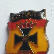 Militaria: INSIGNIA DIVISIÓN AZUL ENGANCHE ALFILER. Lote 194341313