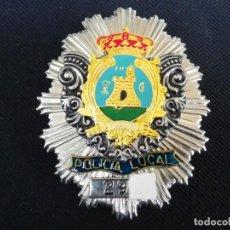 Militaria: ANTIGUA PLACA DE PECHO DE MARBELLA ( MÁLAGA ). Lote 194501991