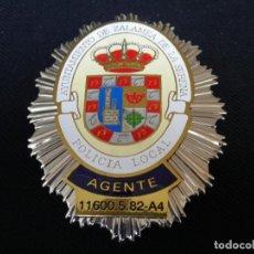 Militaria: PLACA DE PECHO DE ZALAMEA DE LA SERENA ( BADAJOZ ). Lote 194520262