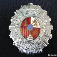 Militaria: ANTIGUA PLACA DE PECHO DE ALAYOR ( BALEARES ). Lote 194520558