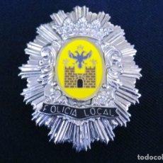 Militaria: ANTIGUA PLACA DE PECHO DE ALCUDIA ( BALEARES ). Lote 194520721