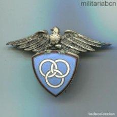 Militaria: INSIGNIA DE GUIA DEL FRENTE DE JUVENTUDES Y LA OJE ORGANIZACIÓN JUVENIL ESPAÑOLA.. Lote 194611402