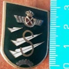 Militaria: PIN MILITAR ESMALTADO DEL EJERCITO DEL AIRE. Lote 194630195