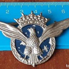 Militaria: INSIGNIA MILITAR ORIGINAL DE AVIACION. Lote 194630498