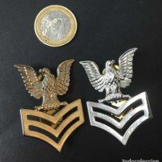 Militaria: PLATEADOS US NAVY. Lote 194708113