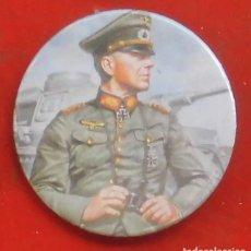 Militaria: MARISCAL EDWALD VON KLEIST. CHAPA NUEVA DE 57 MM. Lote 194751592