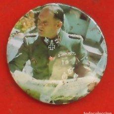 Militaria: JOSEP SEPP DIETRICH WAFFEN SS OBERGRUPPENFÜHRER. CHAPA NUEVA DE 57 MM. Lote 194751762