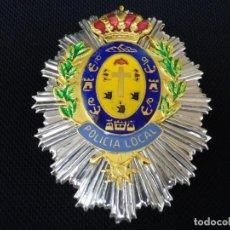 Militaria: PLACA DE PECHO DE TENERIFE. Lote 194886927