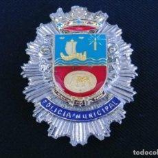 Militaria: ANTIGUA PLACA DE PECHO DE TIAS ( CANARIAS ). Lote 194887106
