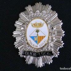 Militaria: PLACA DE PECHO DE CALONGE ( GIRONA ). Lote 194887388