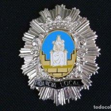 Militaria: PLACA DE PECHO DE LA SEU D`URGEL ( LLEIDA ). Lote 194887507
