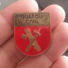 Militaria: GUARDIA CIVIL CHAPA ESMALTADA. Lote 194930025
