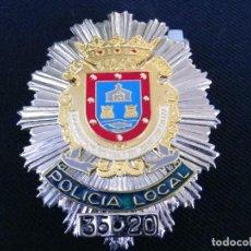 Militaria: PLACA DE PECHO DE SAN JAVIER (MURCIA ). Lote 194950391