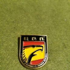 Militaria: DISTINTIVO DE LA POLICÍA NACIONAL UPR. Lote 194952992