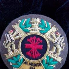 Militaria: PARCHE AL MERITO EN CAMPAÑA. Lote 194953995