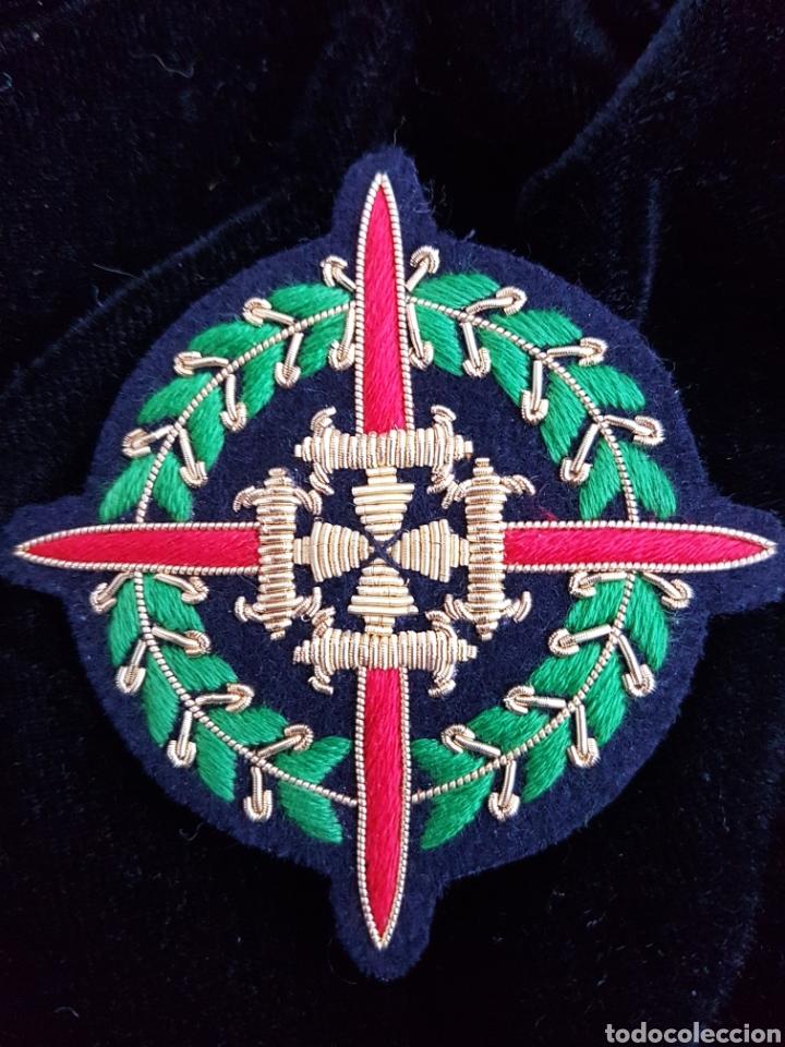LAUREADA DE SAN FERNANDO BORDADA (Militar - Insignias Militares Españolas y Pins)